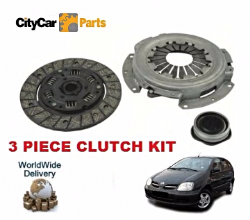 NISSAN ALMERA TINO 2.2 DT DCi 2000 TO 2006 CLUTCH KIT 5 SPEED GEARBOX